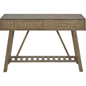 Console en bois d'acacia