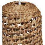 Suspension originale vietnamienne en bambou naturel