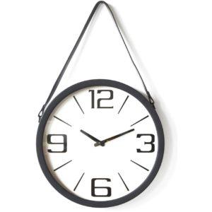 Horloge ronde rétro